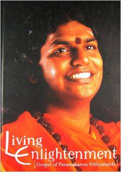 Enlightened master Paramahamsa Nithyananda