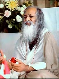 Maharishi and his 7 step teachers program