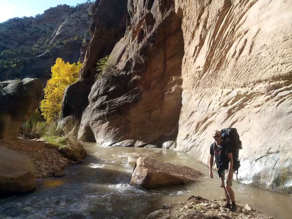Spiritual life coaching goes canyoneering!